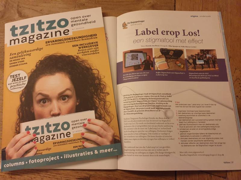 tzitzo magazine 1